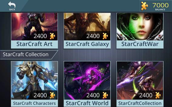 StarCraft Jigsaw Puzzles screenshot 5