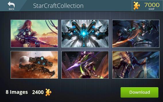 StarCraft Jigsaw Puzzles screenshot 2