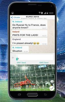 Keyboard Themes Emoji For Real Madrid Fans screenshot 5