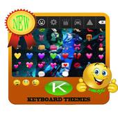 Keyboard Themes Emoji For Neymar Jr Fans icon