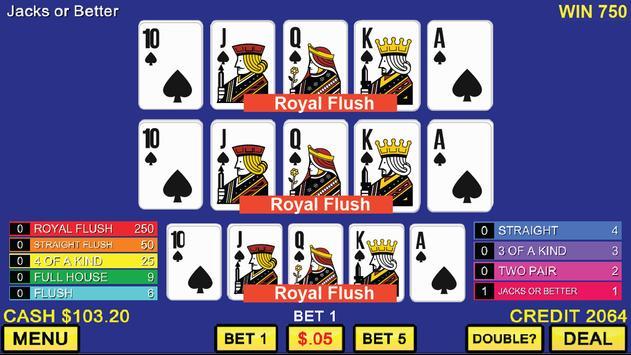 Deuces Wild Poker and Keno screenshot 11