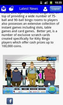 LuckyJar Affiliate Application screenshot 2