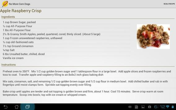 No More Corn Dogs apk screenshot