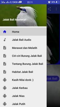 Jalak Bali Masteran poster