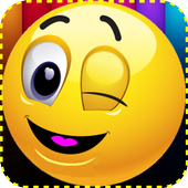 Stickers  Emotion cute chat app icon