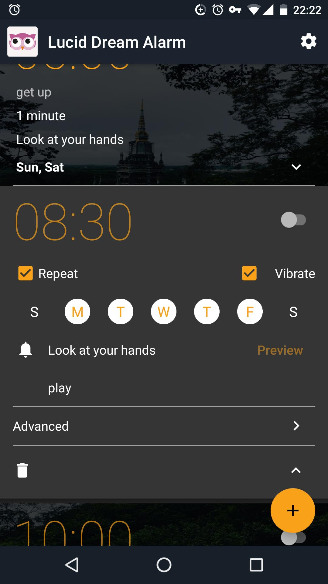 Lucid Dream Alarm for Android - APK Download