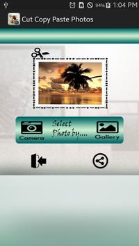 Cut Paste Photo Editor apk screenshot