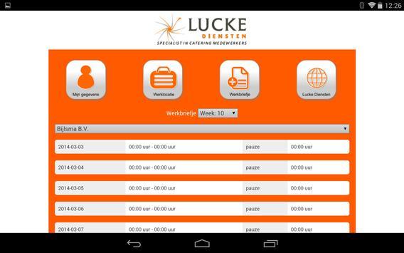 LuckeDiensten screenshot 4