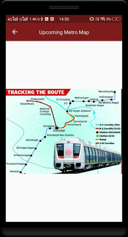 Lucknow Metro Map.Lucknow Metro For Android Apk Download
