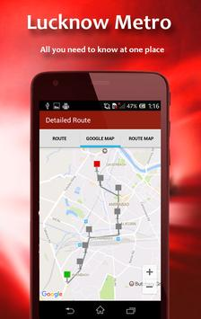 Guide for Lucknow Metro Routes screenshot 4