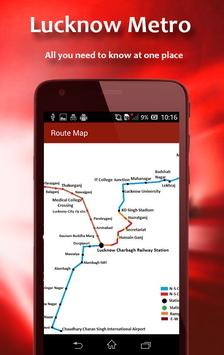 Guide for Lucknow Metro Routes screenshot 5