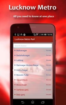 Guide for Lucknow Metro Routes screenshot 6