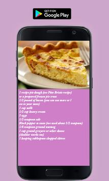 Quiche Recipe App 2017 screenshot 1