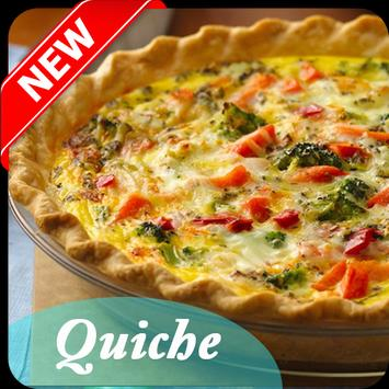 Quiche Recipe App 2017 screenshot 3