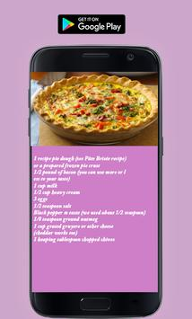Quiche Recipe App 2017 screenshot 4
