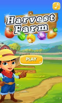 Harvest Farm Match poster