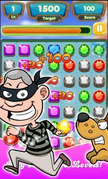 Thief Diamond - Match screenshot 5