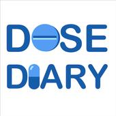 Dose Diary icon