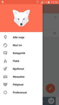 Dhelpra — rrjeti social anonim screenshot 1