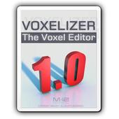 Voxelizer icon