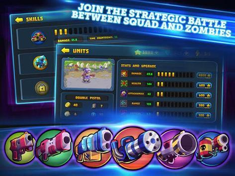 Super Zombie Defense TD apk screenshot