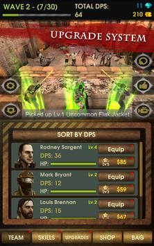 Zombie Hell: Idle Base Defense screenshot 9