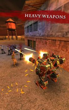 Zombie Hell: Idle Base Defense screenshot 10