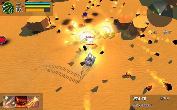 Mini Metal - Shooter Game apk screenshot