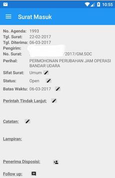 Letter Admin screenshot 1