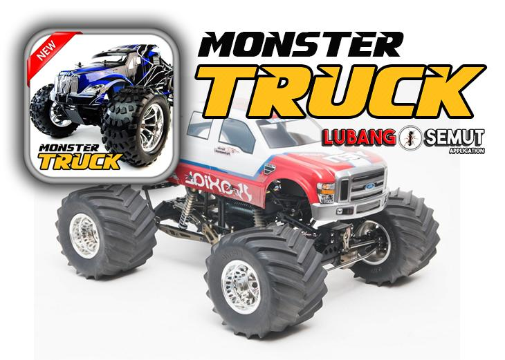 Monster Truck Wallpaper For Android Apk Download