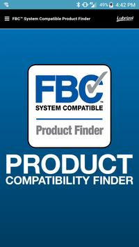 FBC Product Finder poster
