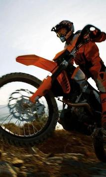 Jigsaw Puzzles KTM 690 poster