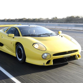 Jigsaw Puzzles Jaguar XJ220 icon