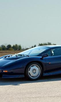 Jigsaw Puzzles Jaguar XJ220 apk screenshot
