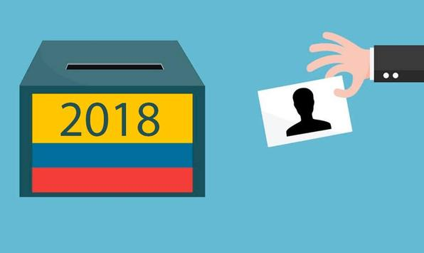 Lugar de votación 2018 Colombia screenshot 1