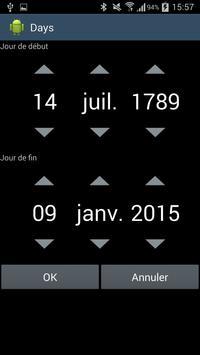 Days apk screenshot