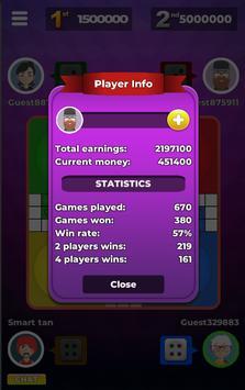 Ludo Challenge Stars screenshot 12