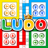 Ludo Game: Kingdom of the Dice, Pachisi Masters icon