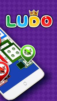 Ludo Game: Kingdom of the Dice, Pachisi Masters screenshot 1