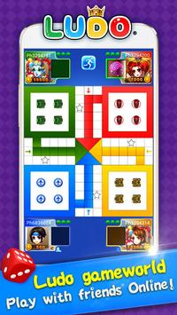 Ludo Game: Kingdom of the Dice, Pachisi Masters screenshot 2