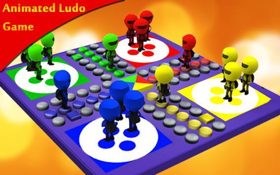 Classic Ludo Board Star 2018 apk screenshot