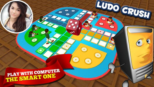 Real Ludo Crush 3D screenshot 13