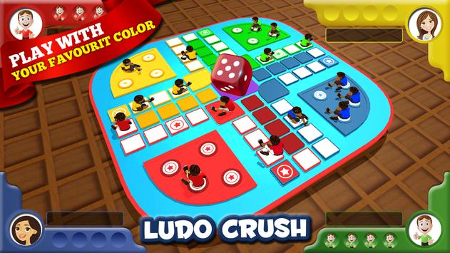 Real Ludo Crush 3D screenshot 2