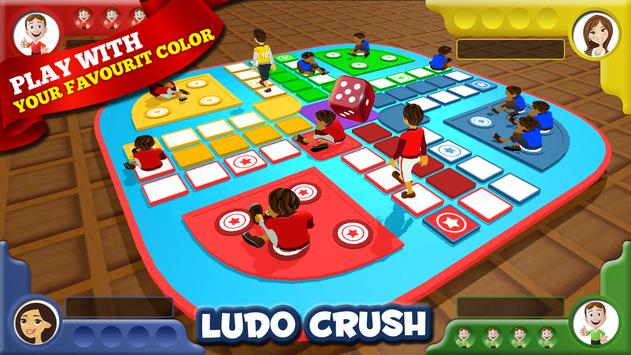 Real Ludo Crush 3D screenshot 3
