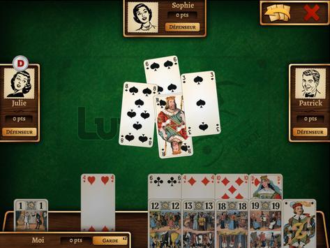 Tarot Officiel FFT Lite apk screenshot