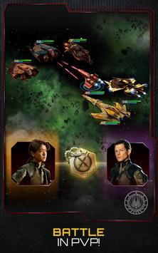 Battlestar Galactica:Squadrons screenshot 1