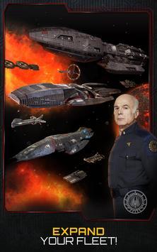 Battlestar Galactica:Squadrons screenshot 2