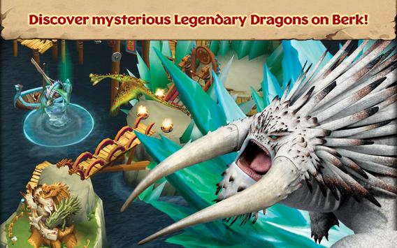 Dragons: Rise of Berk APK-screenhot