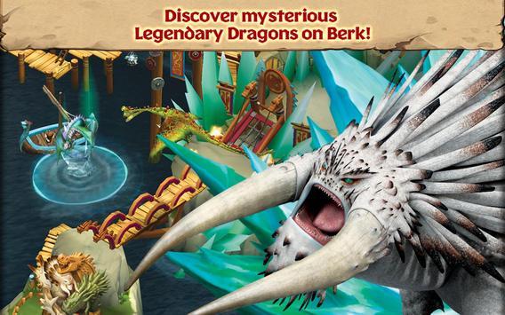 Dragons: Rise of Berk apk screenshot