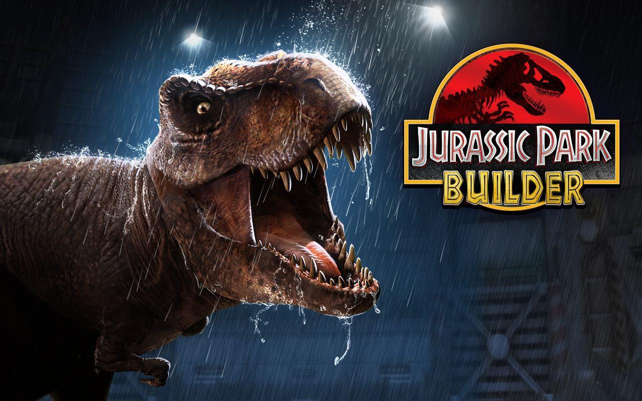 Jurassic Park™ Builder for Android - APK Download